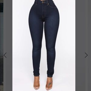 ✨NEW LIST✨ Flex Game Strong High Rise Skinny Jean